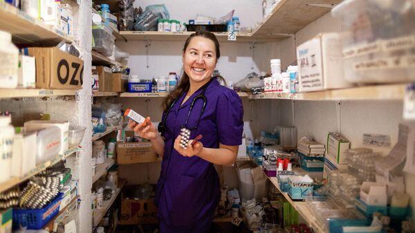 Вика Валикова - основатель проекта в аптеке