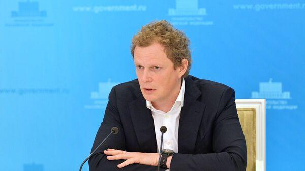 Руководитель Федеральной налоговой службы РФ Даниил Егоров