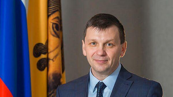 Министр сельского хозяйства Пензенской области Андрей Бурлаков
