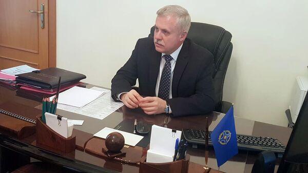 Генеральный секретарь ОДКБ Станислав Зась