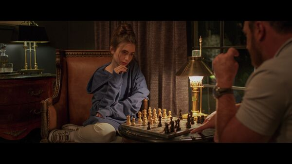 Кадр из фильма Темное наследие