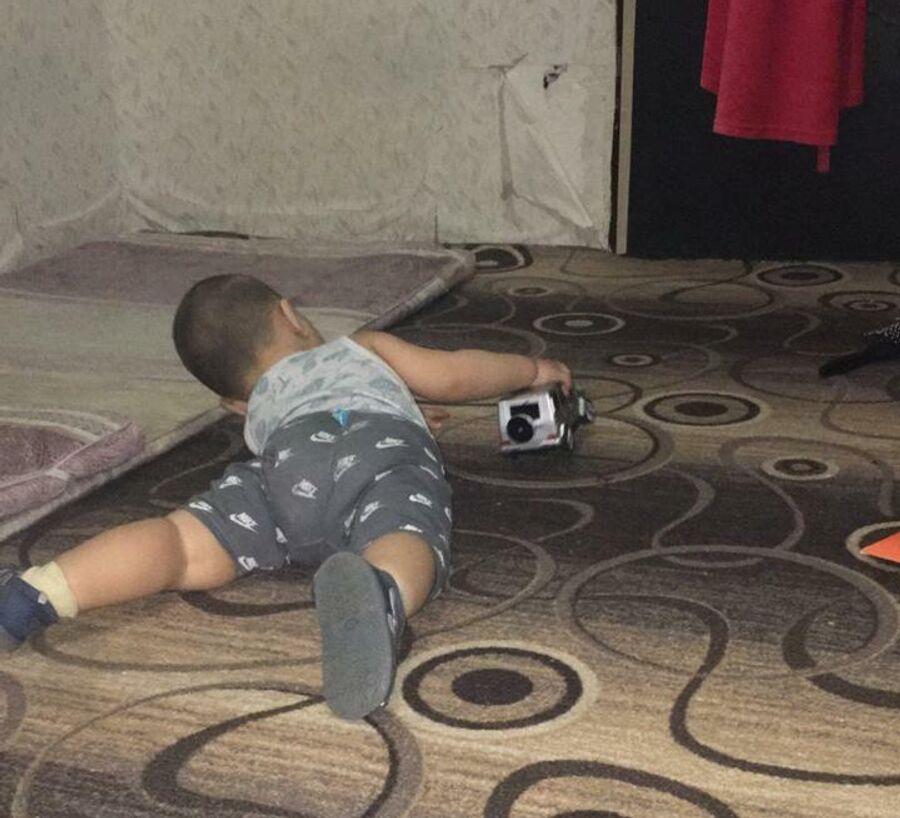 У сына Зейнеп нет даже кроватки