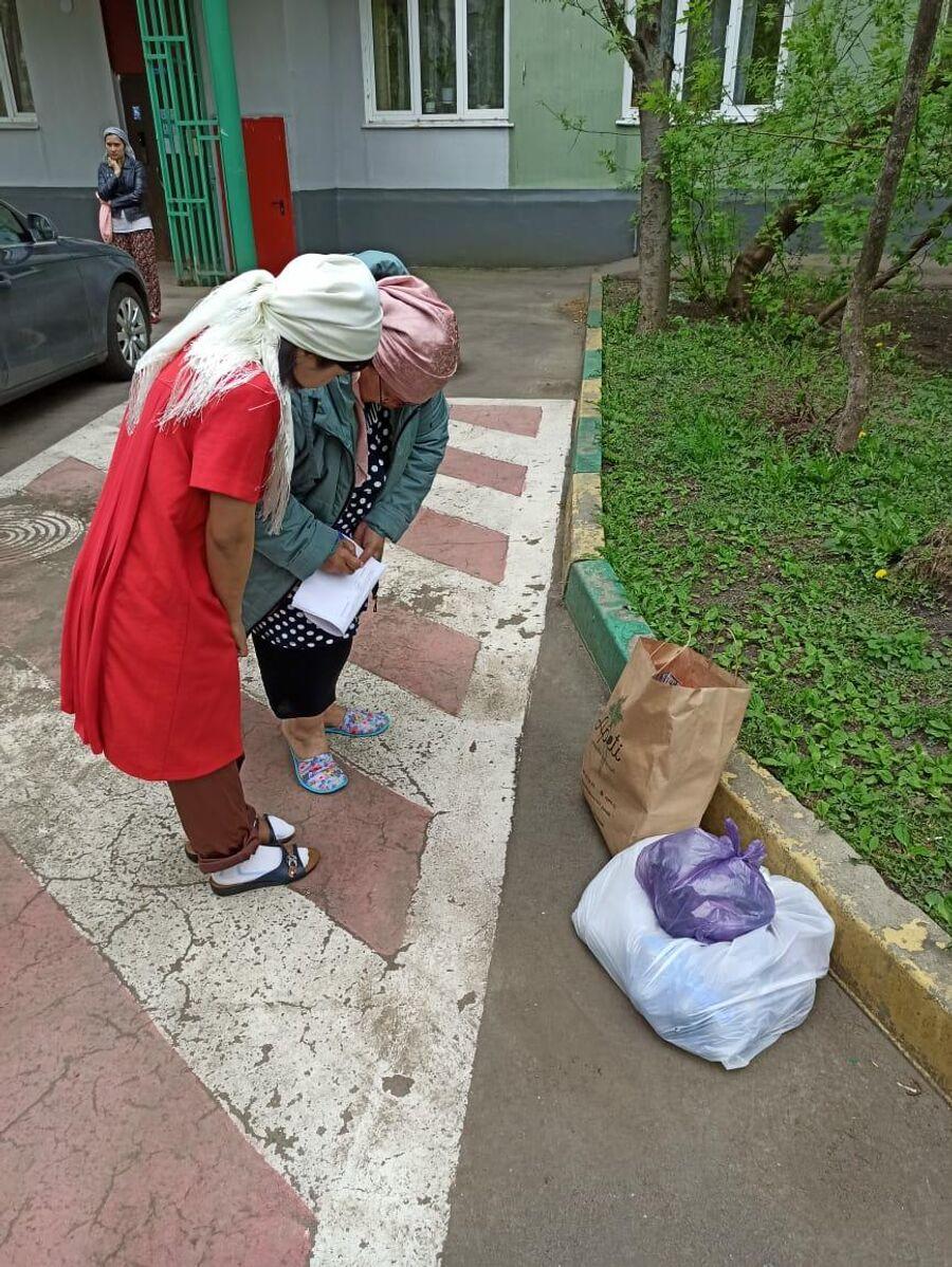Гуманитарная помощь от фонда «Дом доброты»