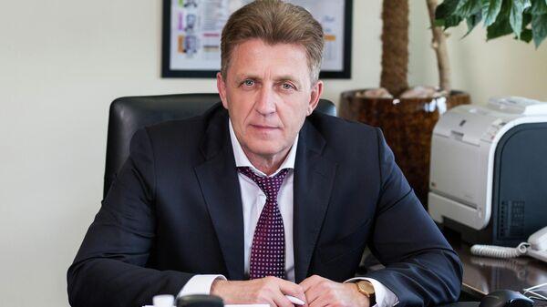 Начальник Московского метрополитена Виктор Козловский