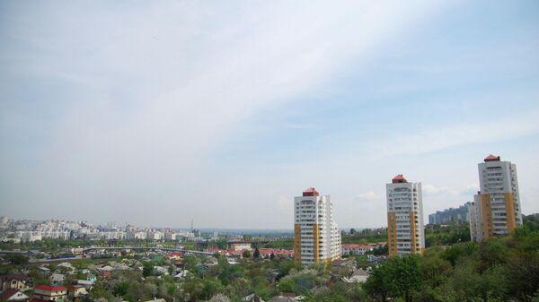 Вид на город Белгород
