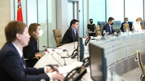 Более 2 тысяч промпредприятий готовы начать работу в Подмосковье с 18 мая