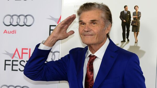 Американский актер и комик Фред Уиллард