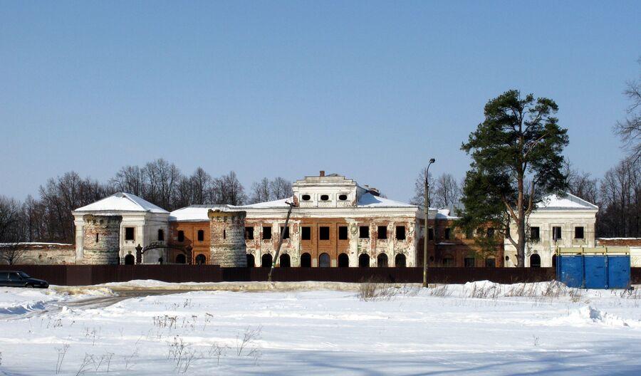 Усадьба Чернышёвых в селе Ярополец