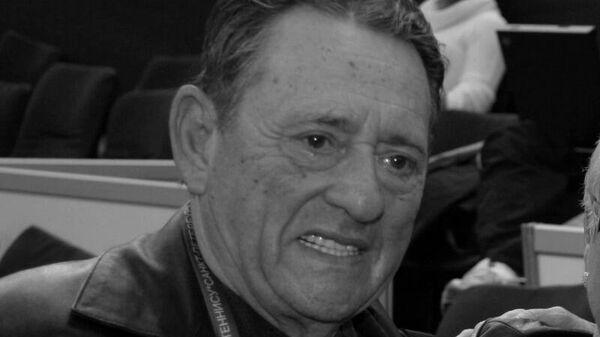 Заслуженный тренер СССР по настольному теннису Александр Табаровский