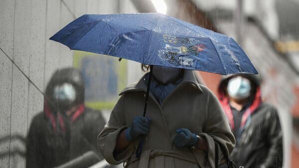 Названа погода, способствующая распространению коронавируса