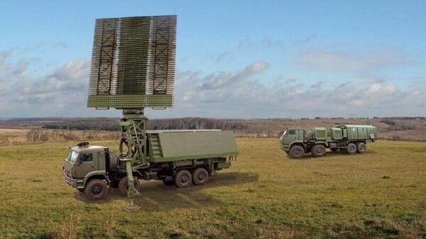 Российская РЛС, способная обнаруживать гиперзвуковые цели