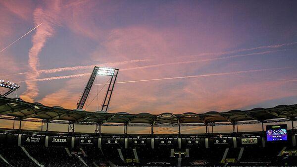 Муниципальный стадион Тулузы во Франции