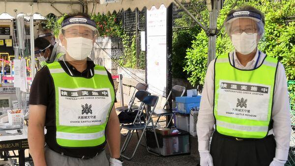 Ситуация в Японии во время пандемии коронавируса