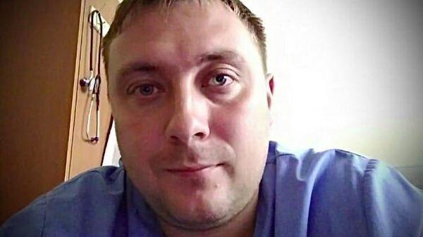 Хирург Ступинской областной клинической больницы Алексей Мартынов