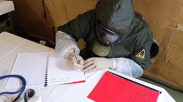 Военный медик