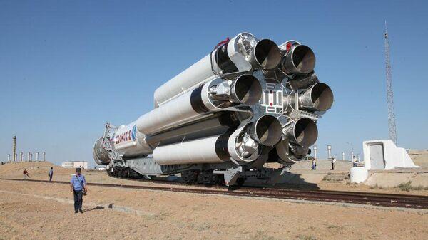 """Пуск ракеты """"Протон-М"""" отложили на сутки"""