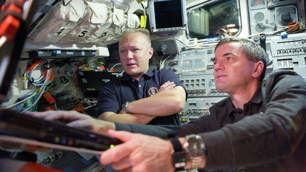 Астронавт НАСА Рекс Йолхайм