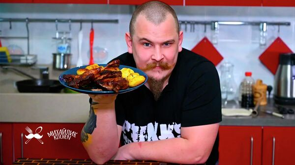 Кулинар и блогер Денис Михайлик