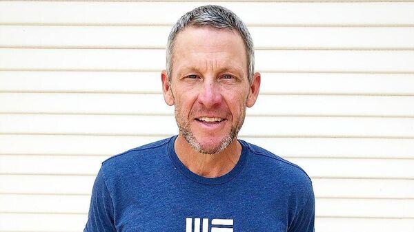 Бывший велогонщик Лэнс Армстронг
