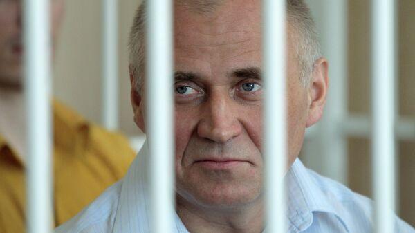 Экс-кандидат в президенты Белоруссии Николай Статкевич