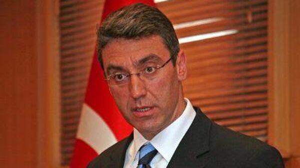 Посол Турции в Афинах Бурак Озюгергин