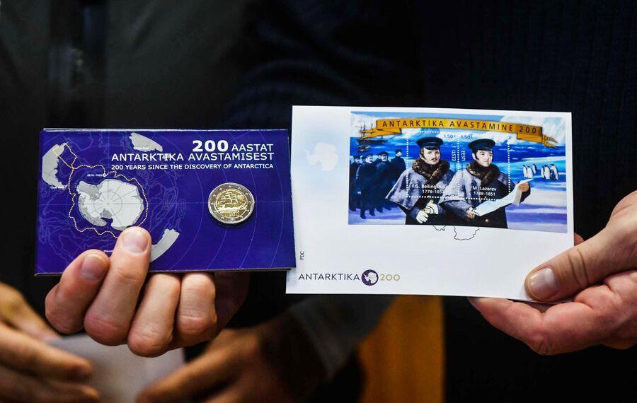 Мероприятия на Беллинсгаузене в честь 200-летия открытия Антарктиды русскими моряками