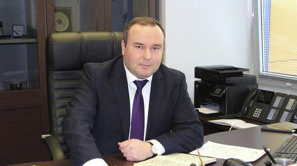 Генеральный директор главкосмоса Дмитрий Лоскутов