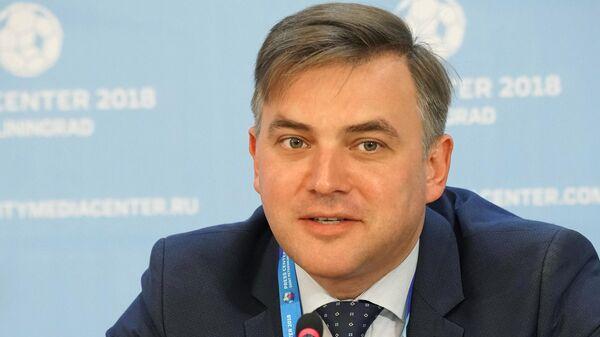 Министр по культуре и туризму Калининградской области Андрей Ермак