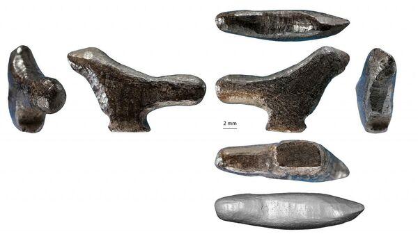 Найдено древнейшее в Восточной Азии произведение скульптуры