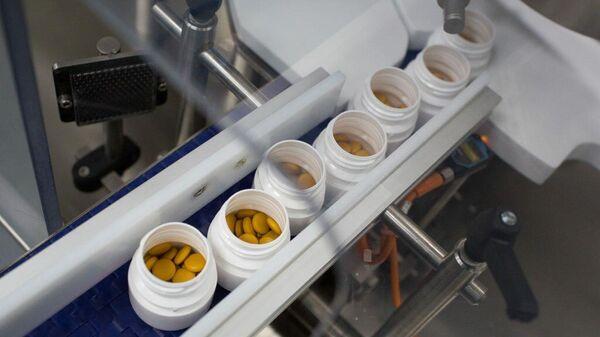 Производство преапрата Авифавир для лечения COVID-19