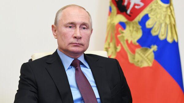 Владимир Путин ответил на критику поправок к Конституции