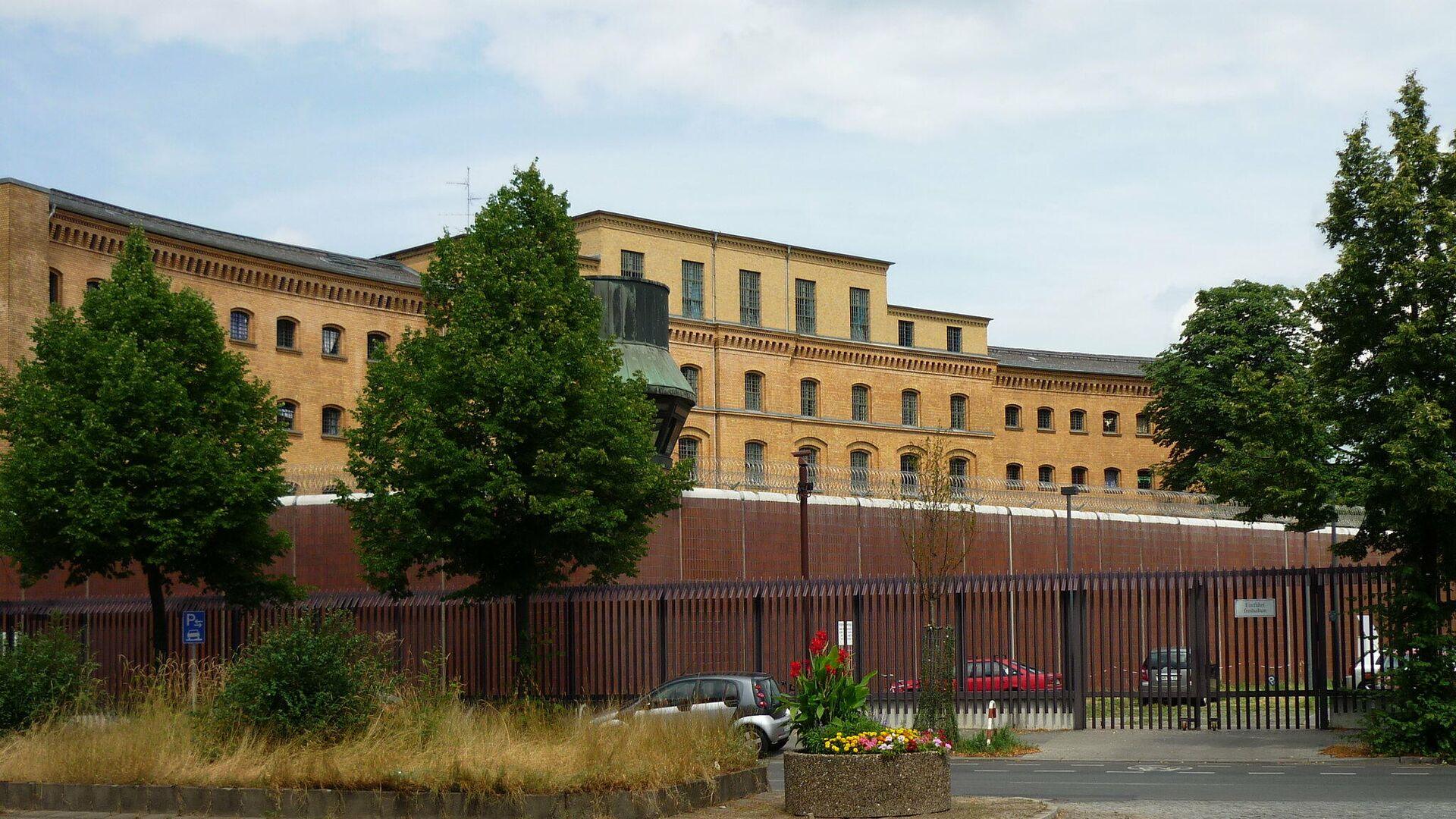 Тюрьма Моабит в Берлине - РИА Новости, 1920, 04.12.2020