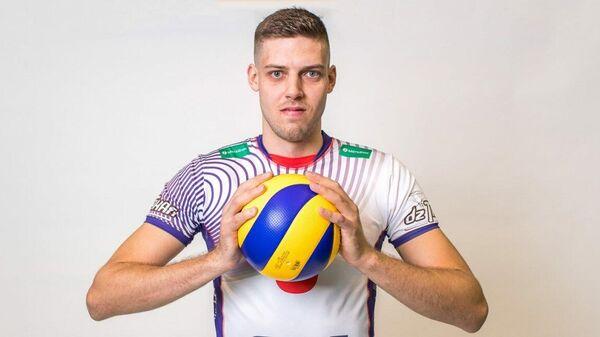 Волейболист Зенита Дмитрий Пашицкий