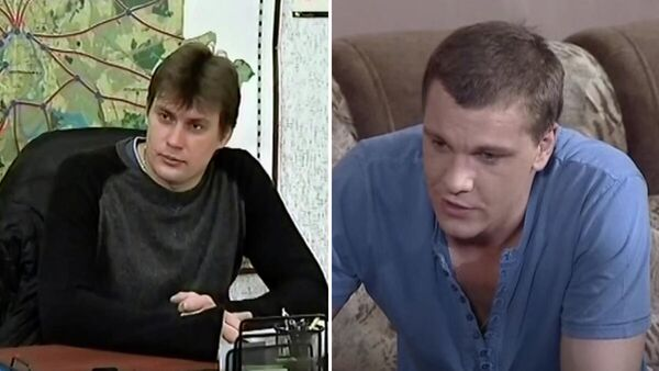 Александр Волков, Павел Вишняков в сериале Возвращение Мухтара
