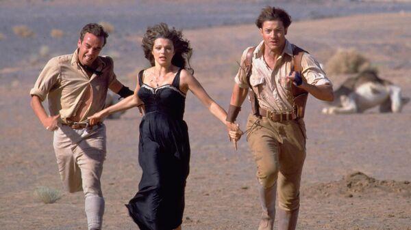 Кадр из фильма Мумия