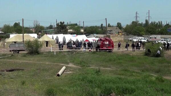 В Дагестане 11 человек пострадали в ходе конфликта в палаточном лагере