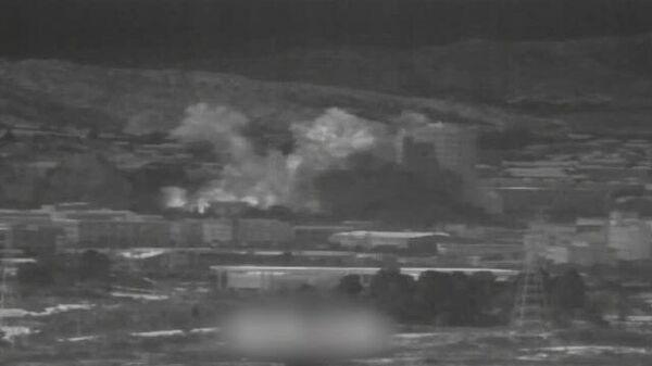 Видео взрыва в Кэсоне