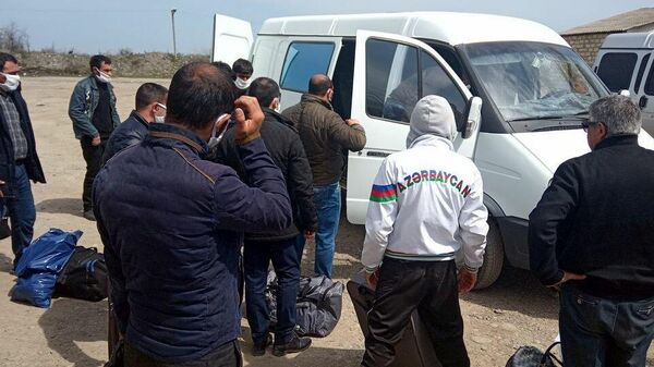 Граждане Азербайджана в Дербенте