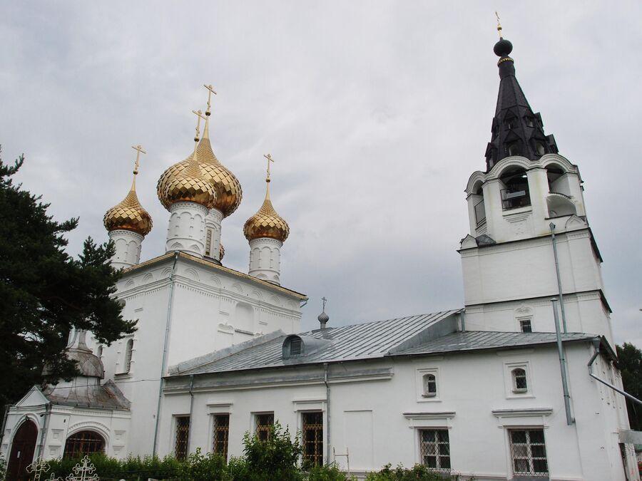 Троице-Сыпанов монастырь