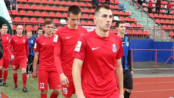 Игроки ФК Мордовия