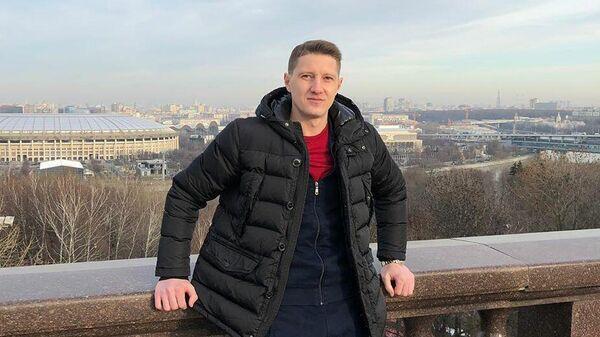 Бывший вратарь ЦСКА Сергей Чепчугов