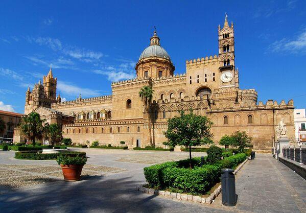 Кафедральный собор Палермо в Сицилии