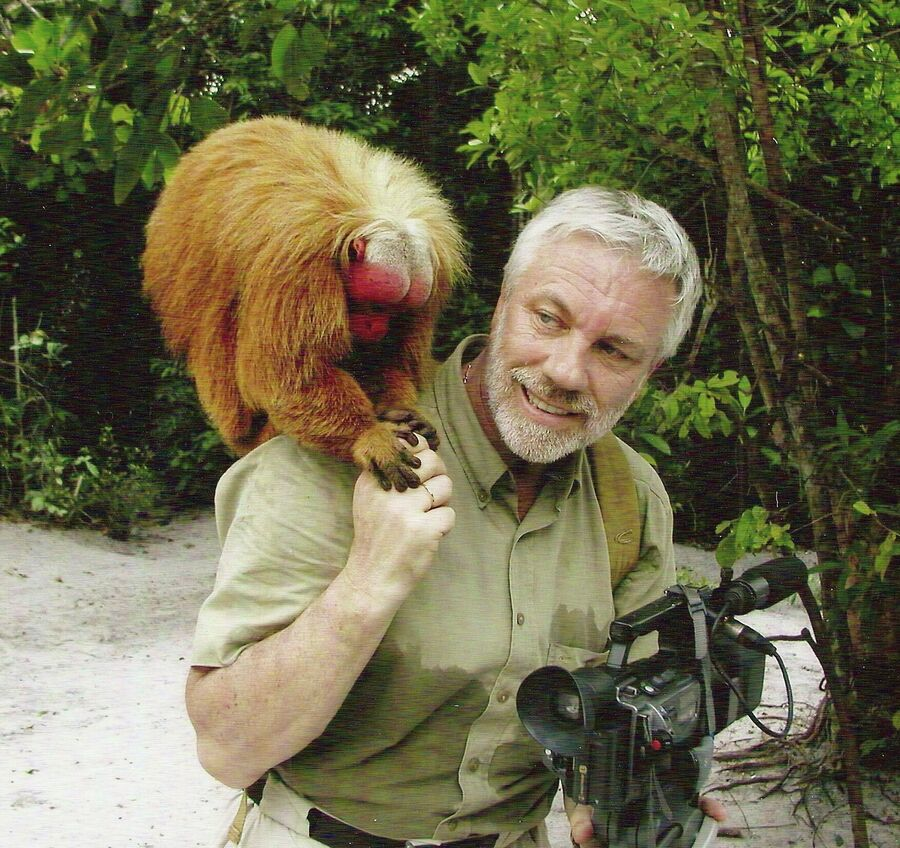 Дмитрий Крылов в Бразилии