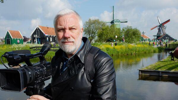 Дмитрий Крылов  в Нидерландах