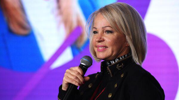 Заместитель председателя Внешэкономбанка, генеральный директор Фонда развития моногородов Ирина Макиева