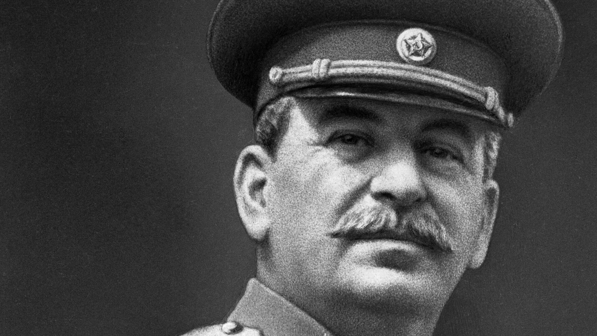 Генералиссимус Советского Союза Иосиф Виссарионович Сталин - РИА Новости, 1920, 26.11.2020