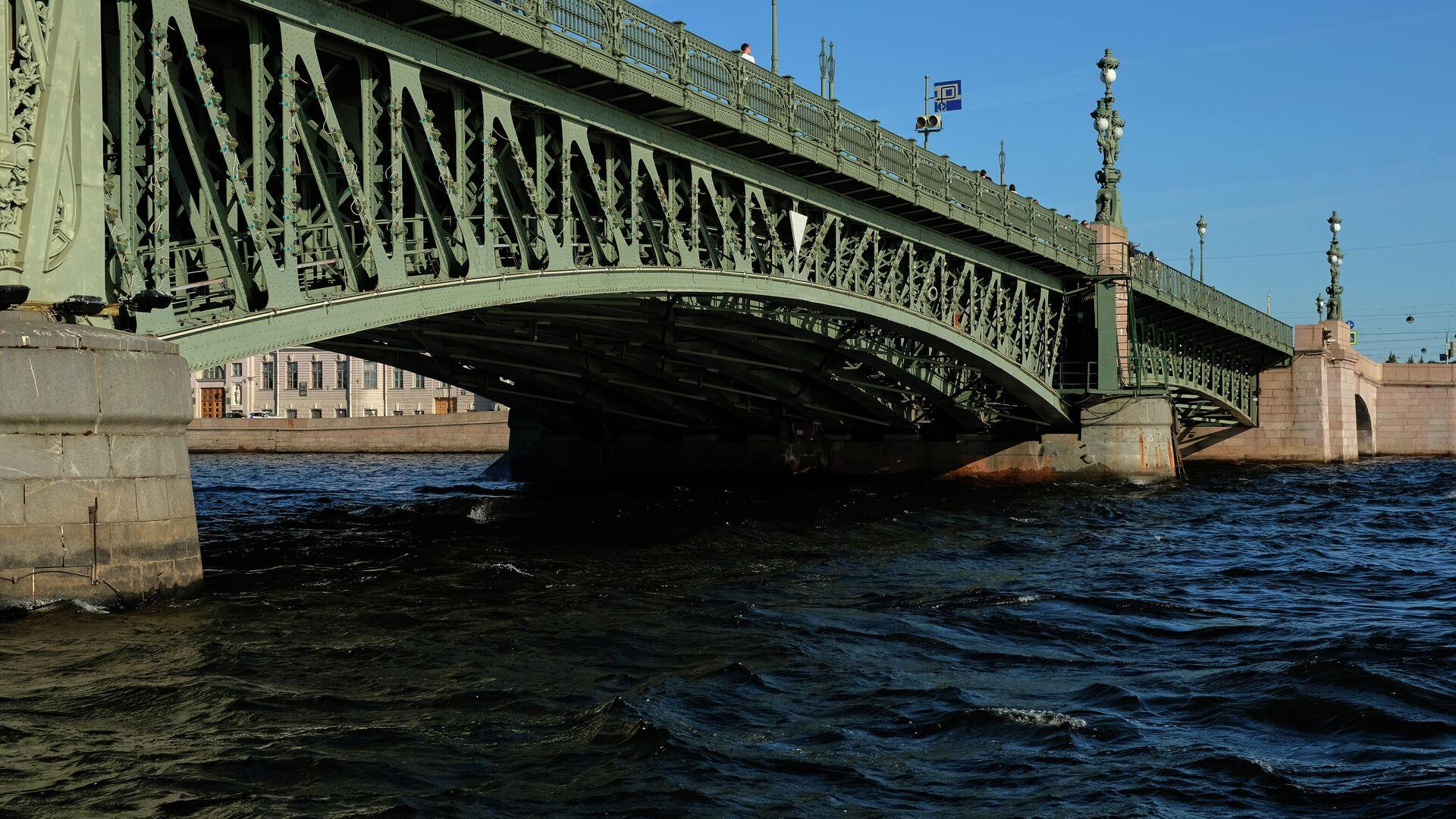 Троицкий мост через Неглинную в Санкт-Петербурге - РИА Новости, 1920, 10.09.2020