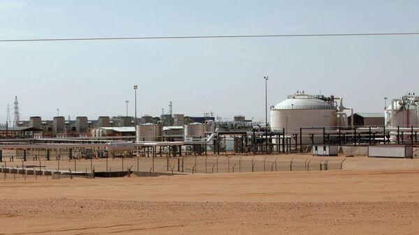 Нефтяное месторождение Шарара в Ливии