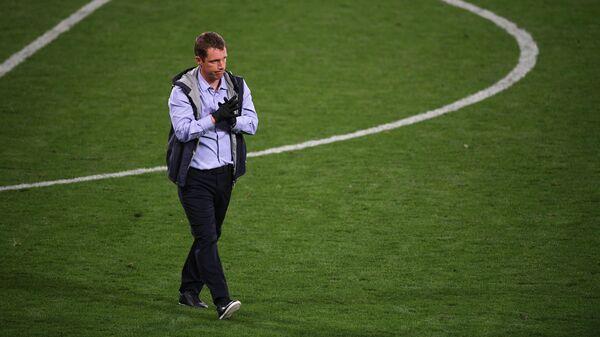 Ганчаренко: пожалел о своем поступке и принес извинения команде