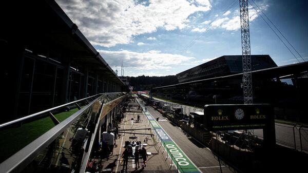 Трасса Гран-при Австрии